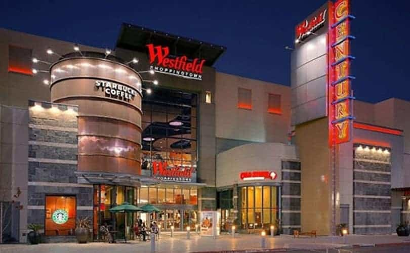 Westfield Mall America Gift Card