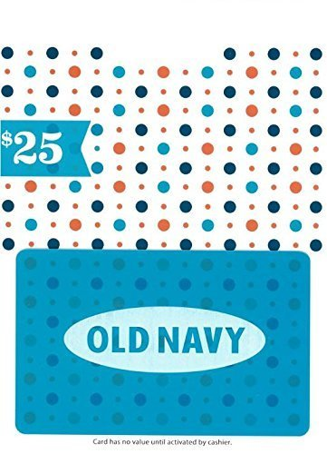 Check Old Navy Gift Card Balance Online