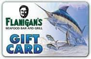 flanigans gift card balance