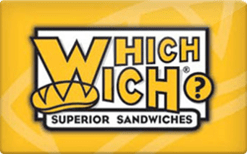 which wich gift card
