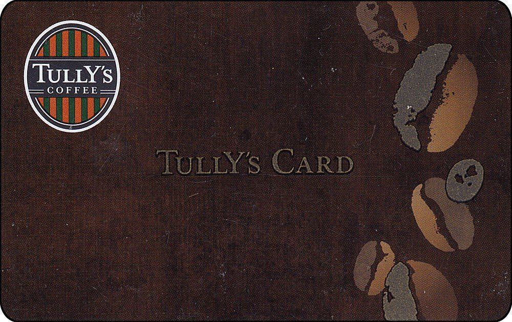 Tully's Coffee Gift Card
