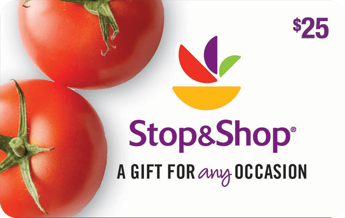 Stop and shop gift card balance